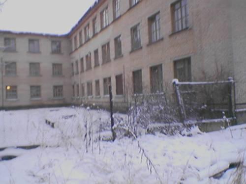 В Петербурге вечером горел корпус Боткинской больницы .  Морг больницы им. С.П. Боткина.  Боткинская больница морг.